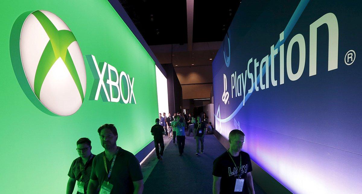Xbox - PS4